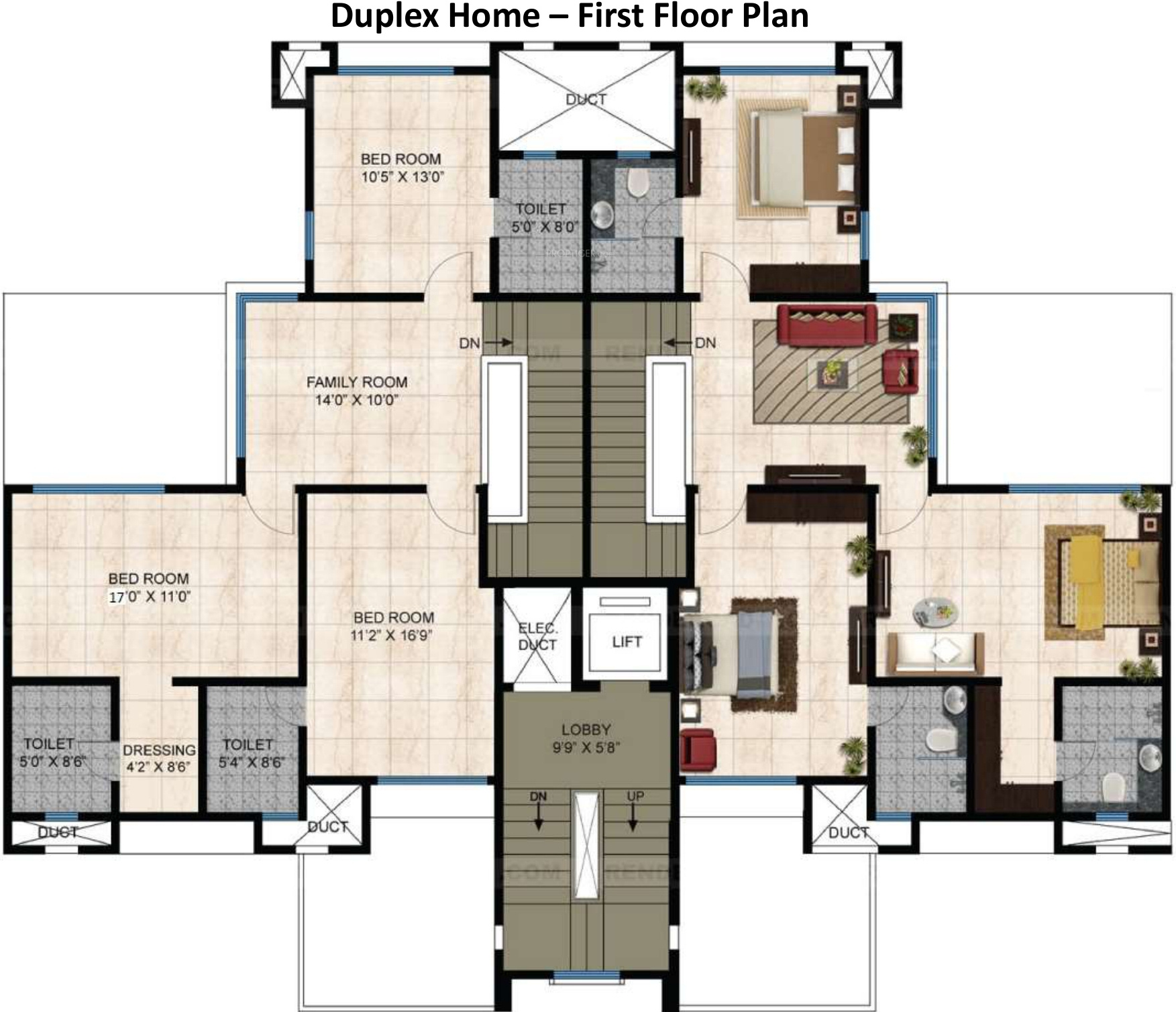 bedroom duplex floor plans in nagpur duplex home plans ideas picture