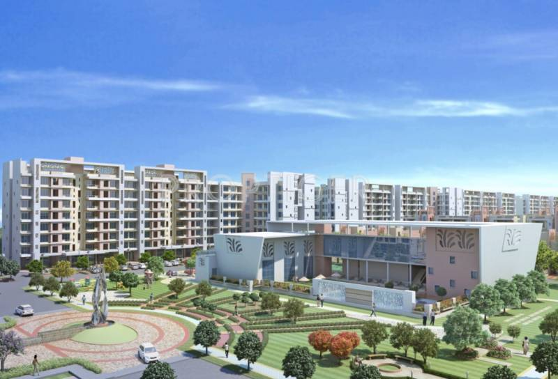 Images for Elevation of Mahindra Bloomdale Apartment