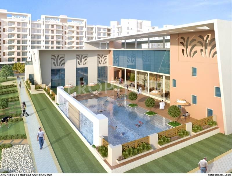 Images for Amenities of Mahindra Bloomdale Apartment