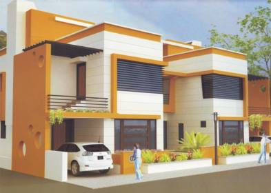 Images for Elevation of BR Siddharth Residency