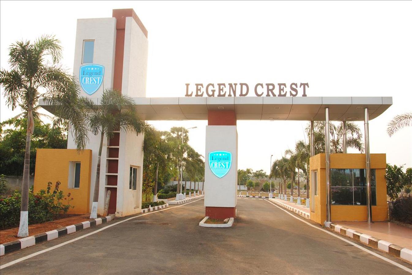 Legend Crest in Tallavalasa, Visakhapatnam - Price, Location