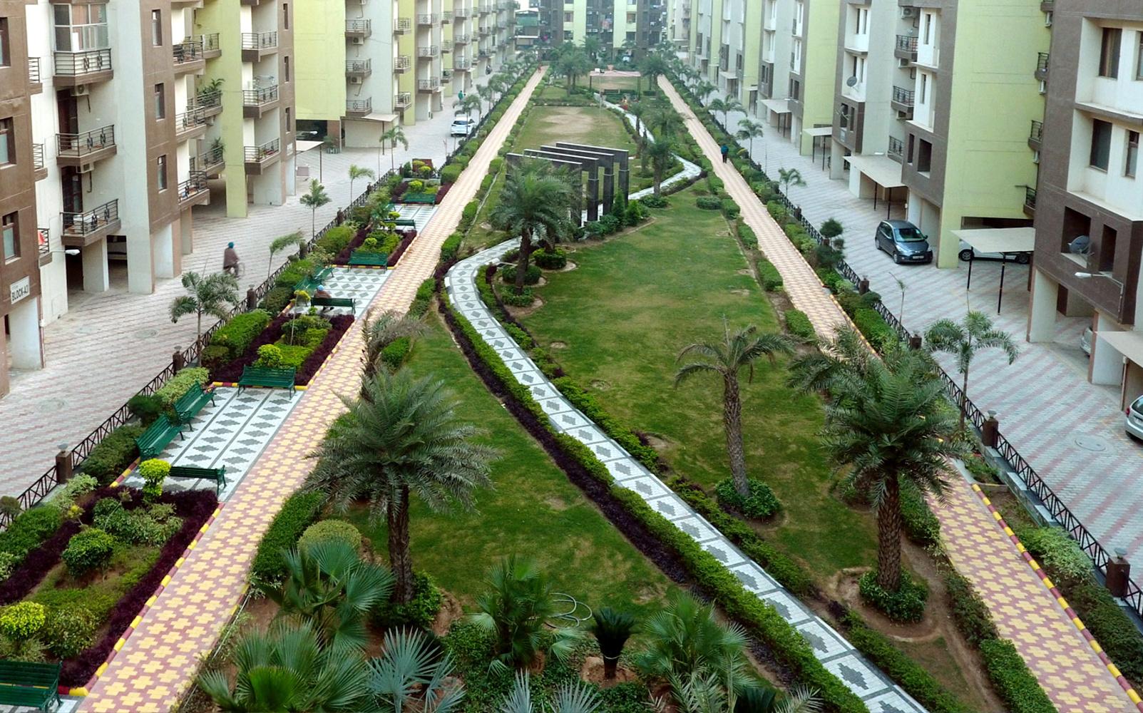 Barnala Builders Maya Garden City In Nagla Zirakpur