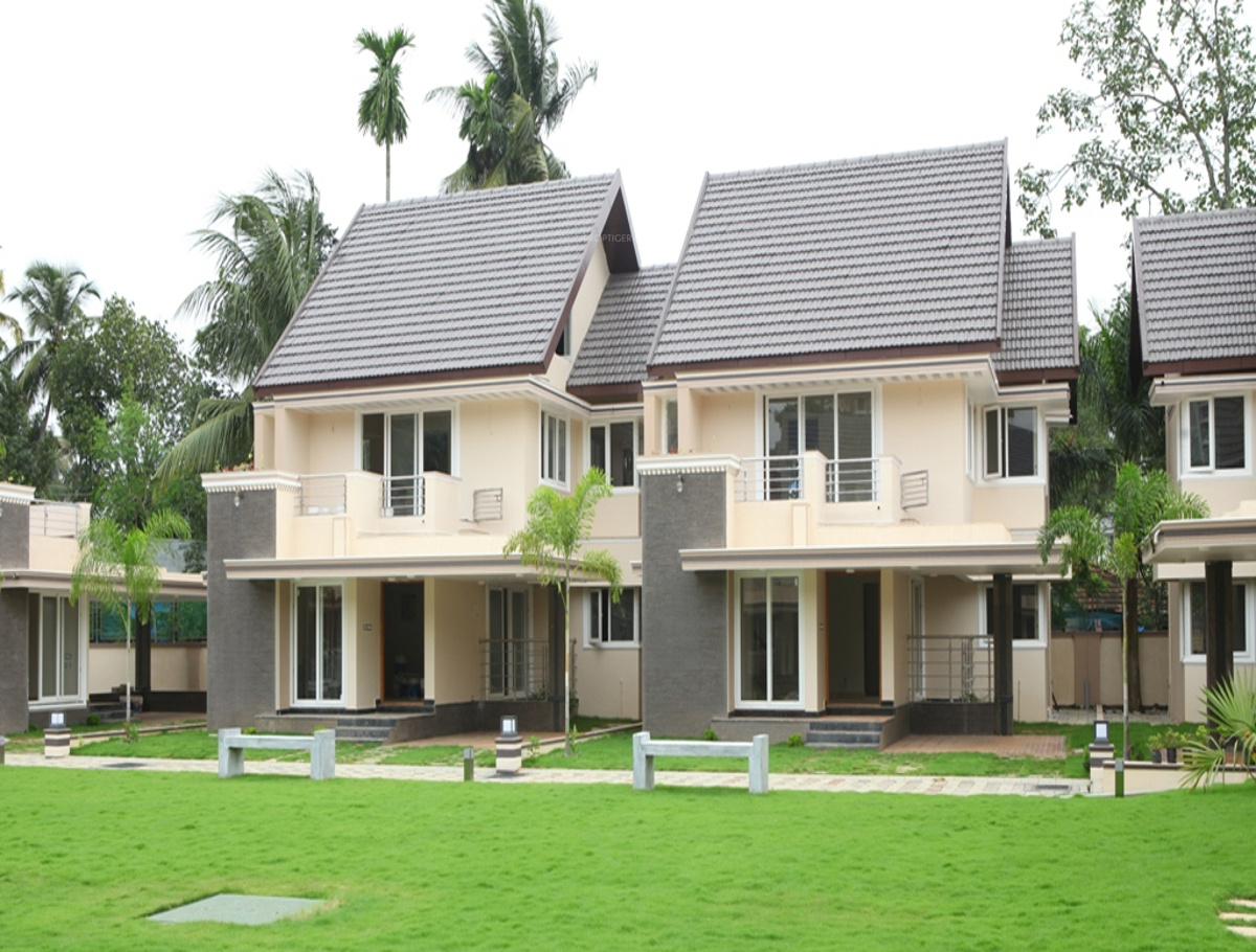 National Empress Garden Villas In Vennala Kochi Price