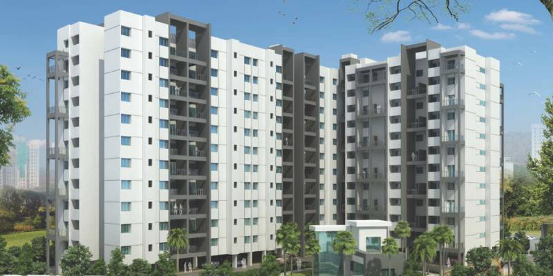 Images for Elevation of Maple Aapla Ghar Lonikand