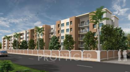 Images for Elevation of Maple Aapla Ghar Shikrapur