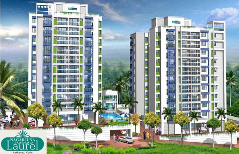 Images for Elevation of NCC Urban Nagarjuna Laurel