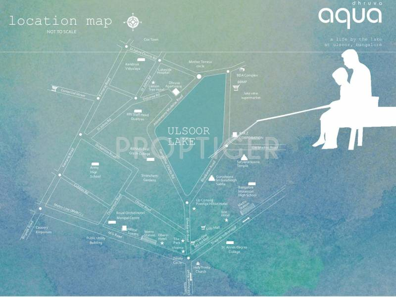 Images for Location Plan of Excel Aqua