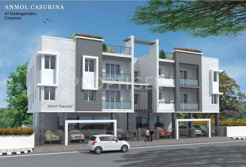 Images for Elevation of Anmol Casurina