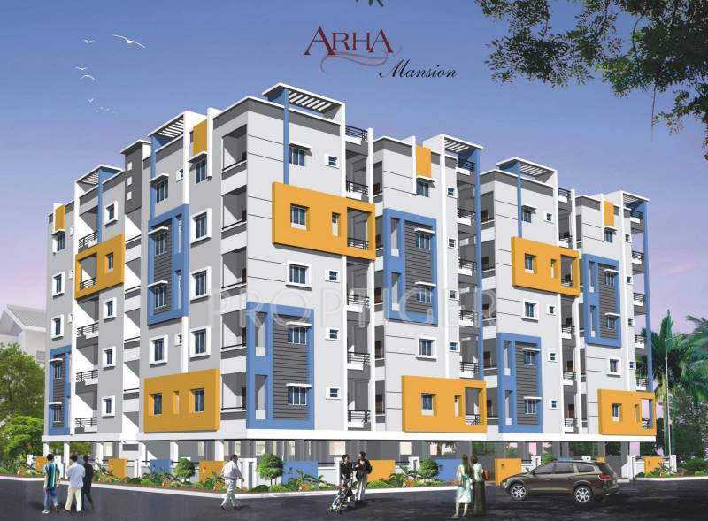 Images for Elevation of Umas Arha Mansion