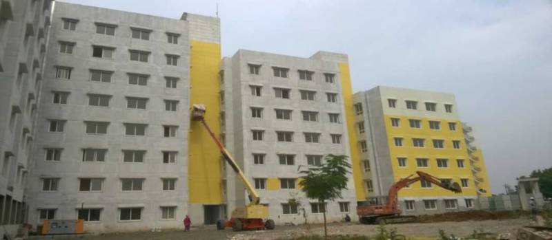 Images for Construction Status of Mahindra Nova