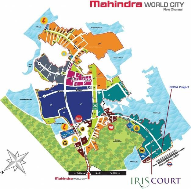 Images for Master Plan of Mahindra Nova