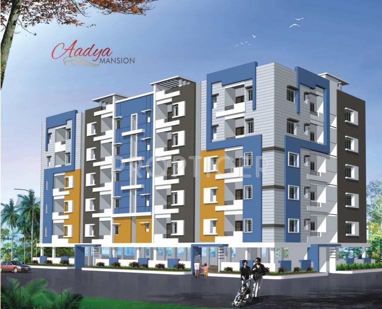 Images for Elevation of Umas Developers Aadya Mansion