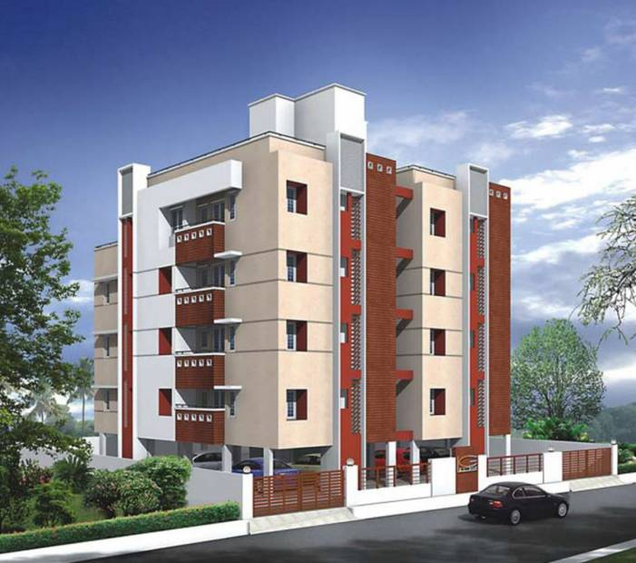 Images for Elevation of Casagrand Madhuban