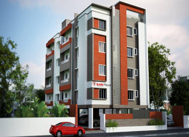 Images for Elevation of Rams Builders Maurya