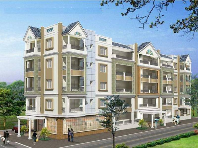 Images for Elevation of Hoysala Jodidhars Enclave