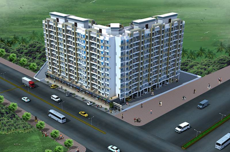 Images for Elevation of Poonam Imperial