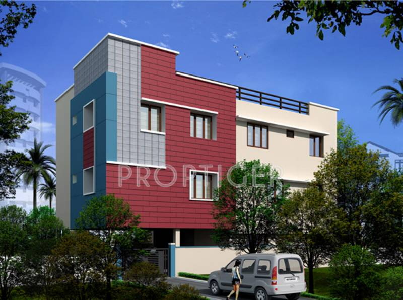 Images for Elevation of Sekaran Anantham
