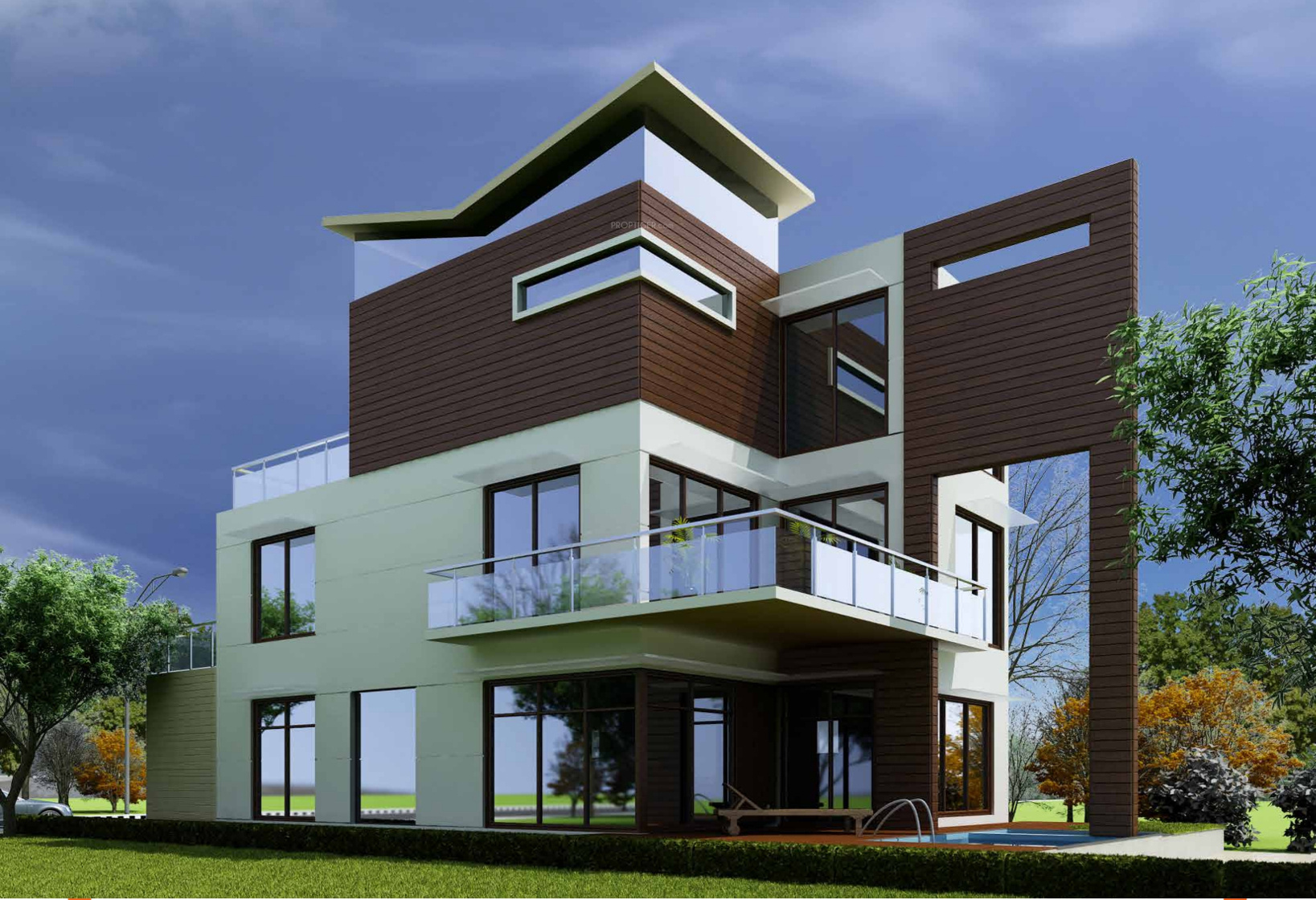 2800 Sq Ft 3 Bhk 3t Villa For Sale In House Of Colors