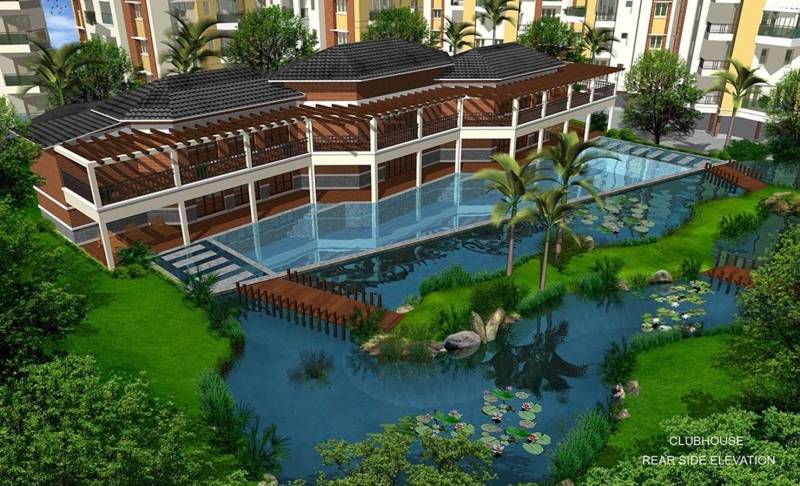 waterfront Images for Amenities of Ramaniyam Waterfront