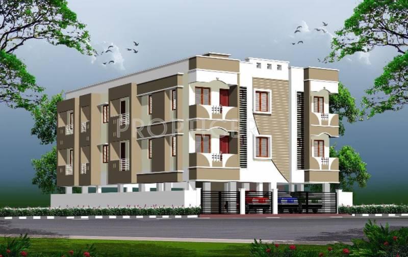 Images for Elevation of Amudha Sree