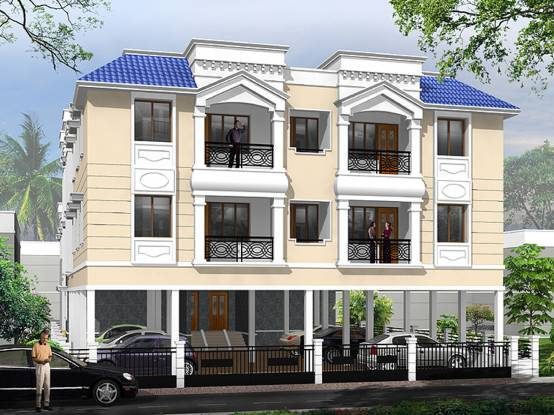 Images for Elevation of Sekaran Woodrow Manor