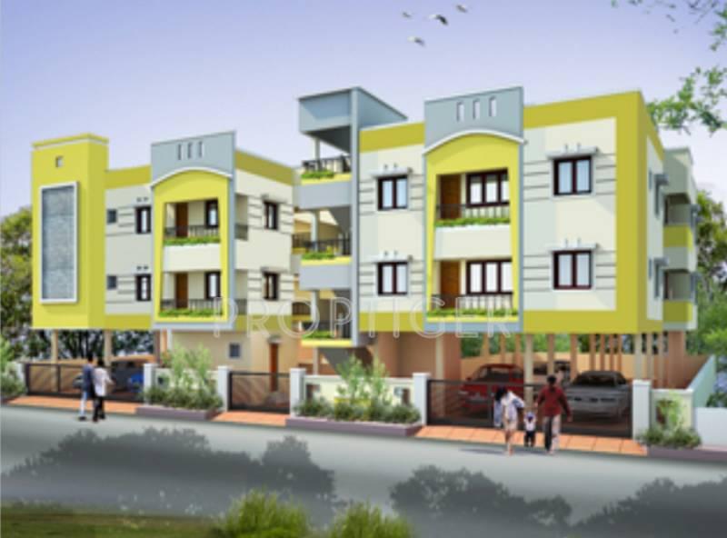 Images for Elevation of Kaaviya Isha