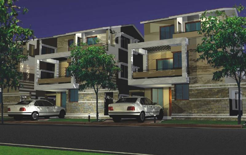 Images for Elevation of Vertex Homes Lake View