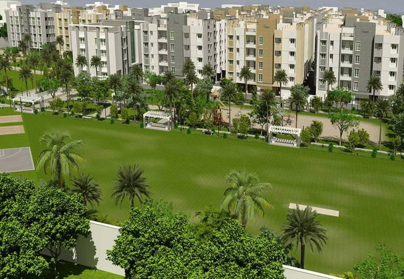 Images for Elevation of Voora Vidyasagar Oswal Gardens