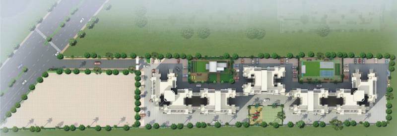 Images for Layout Plan of Rohan Silver Palm Grove