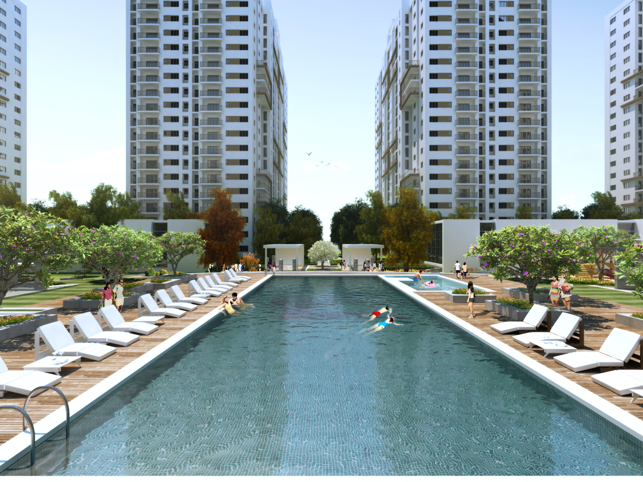 1150 Sq Ft 2 Bhk 2t Apartment For Sale In Pbel Aurum Appa Junction Peerancheru Hyderabad