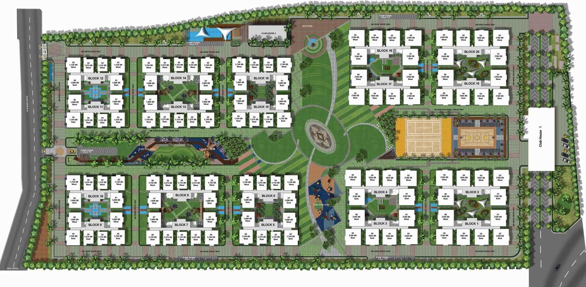 My home vihanga in gachibowli hyderabad price location for My home plan