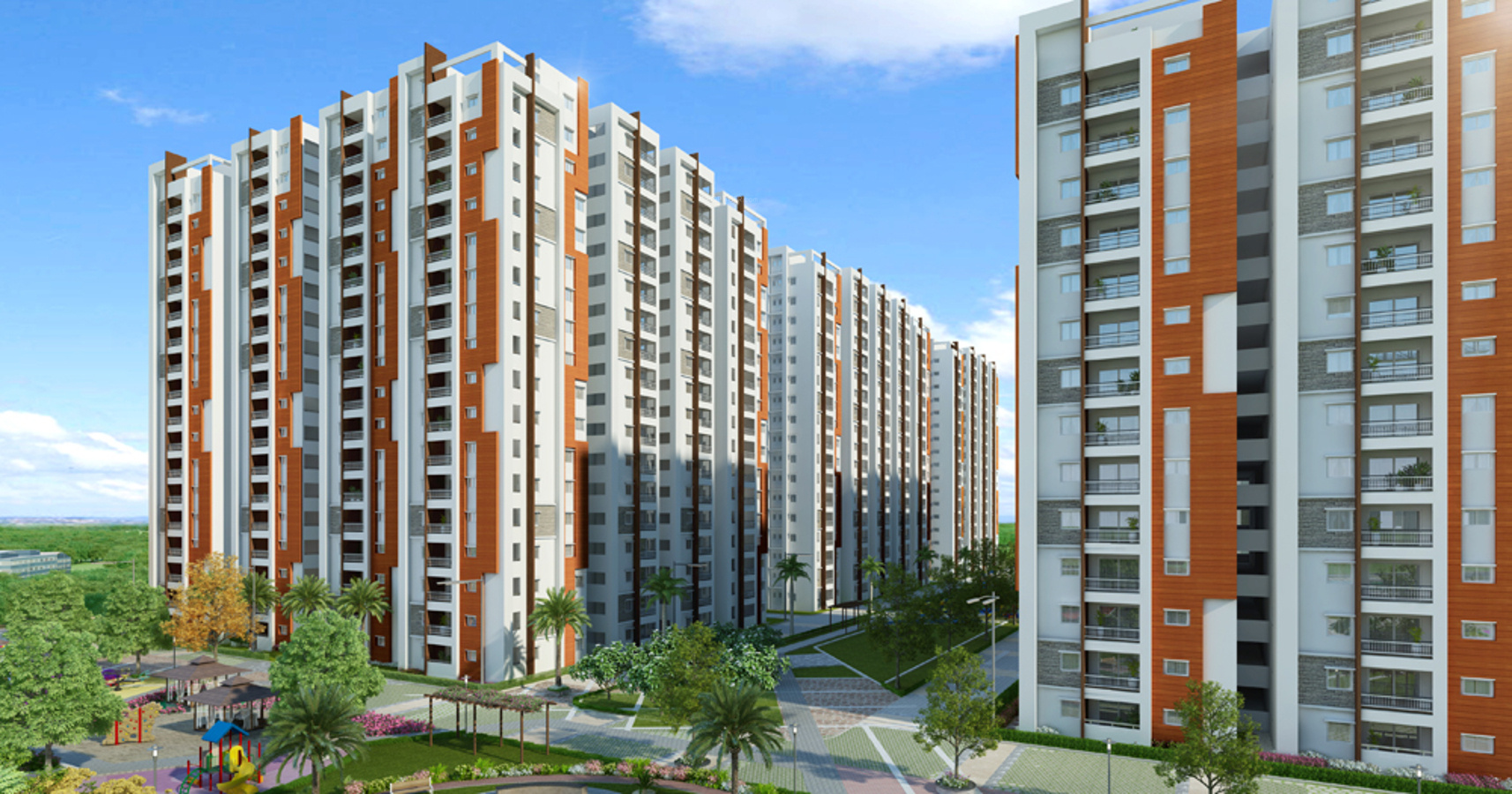 2160 sq ft 3 bhk 3t apartment for sale in my home constructions