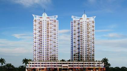 Images for Elevation of Neelkanth Heights