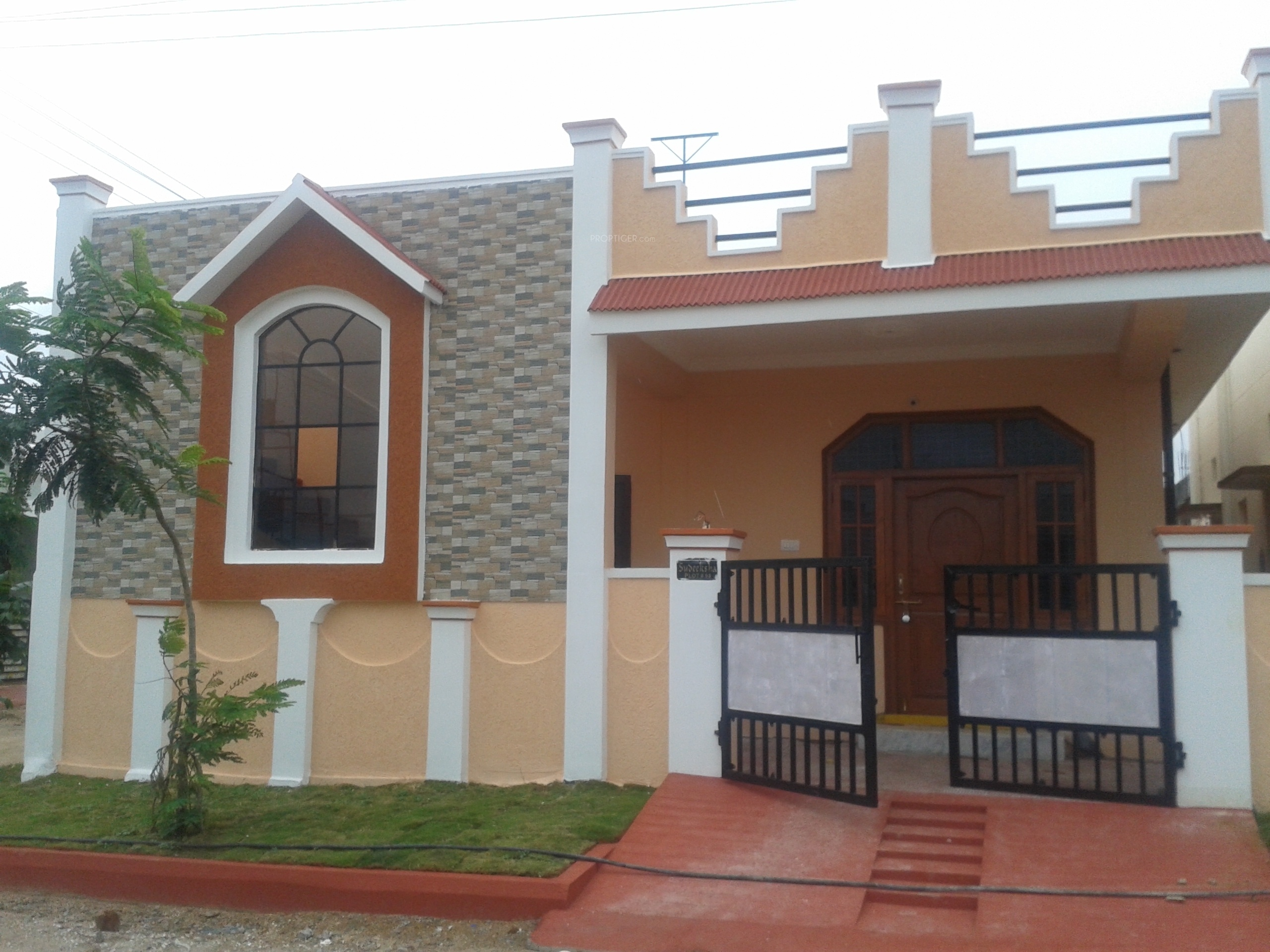 850 Sq Ft 2 Bhk 2t Villa For Sale In Vrr Constructions