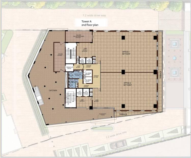 Images for Cluster Plan of Akshaya Tango