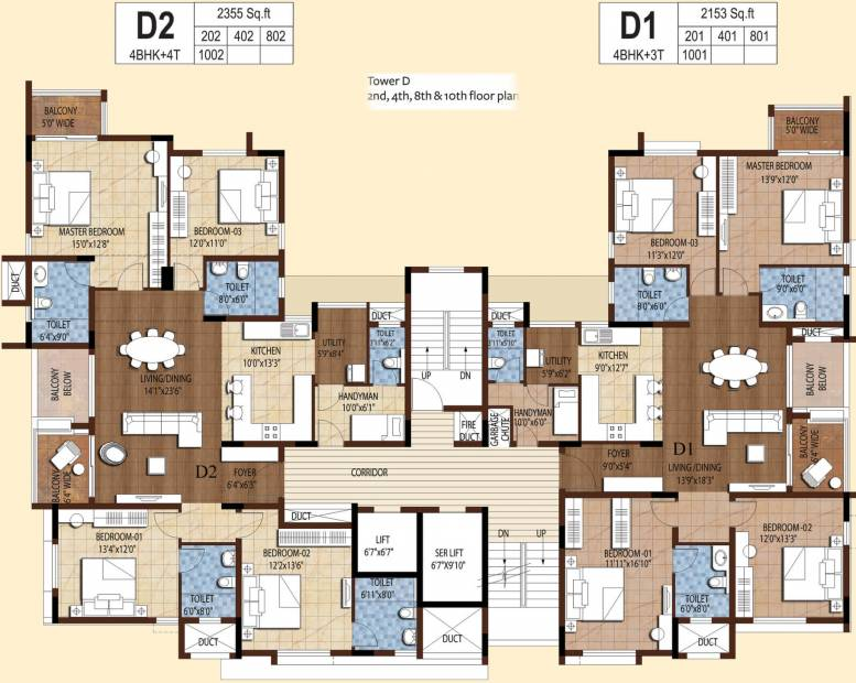 Images for Cluster Plan of Akshaya Tango