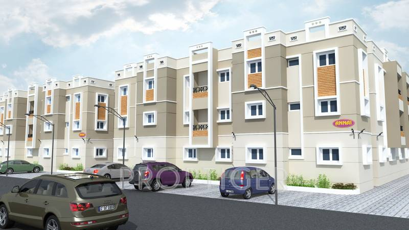 Images for Elevation of Annai Adarsha