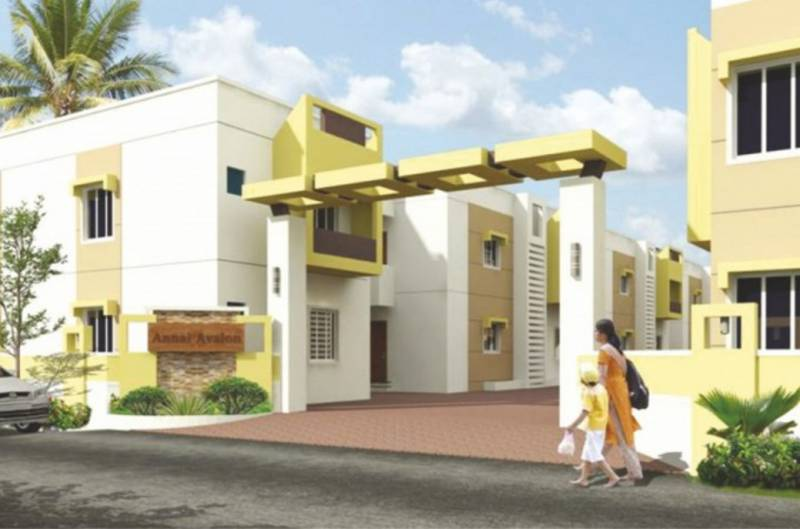 Images for Elevation of Annai Avalon