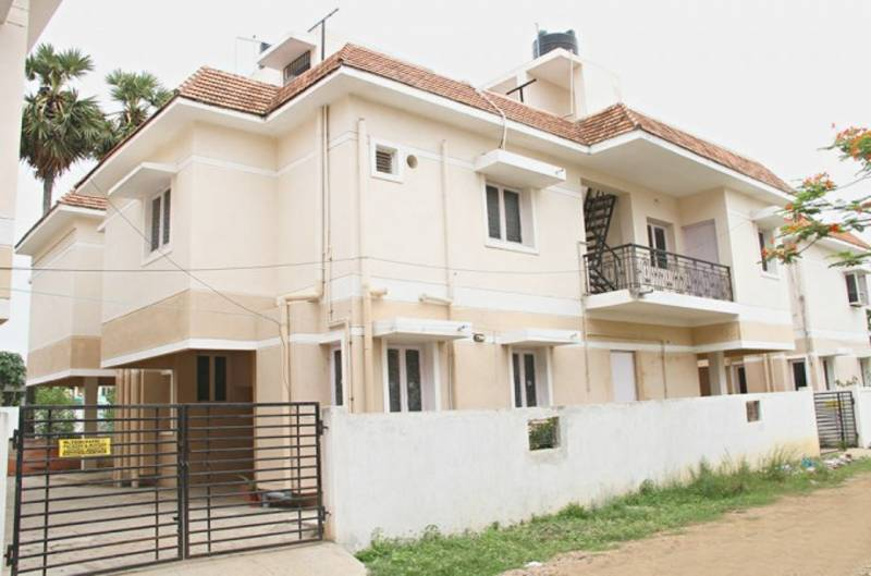 Images for Elevation of Annai Smart Homes Phase I