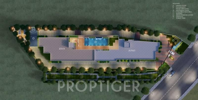 raj-spiritua Images for Layout Plan of SNN Raj Spiritua