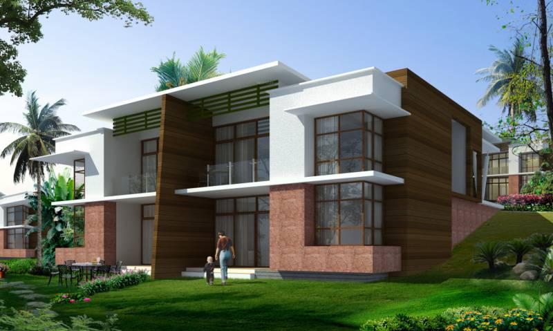 Images for Elevation of Umiya Seascapes Row Villas