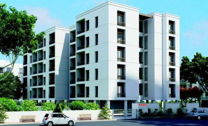 Images for Elevation of Pratham Angel Residency