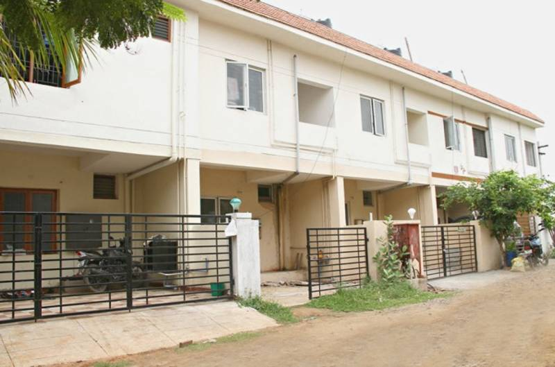 Images for Elevation of Annai Smart Homes Phase II