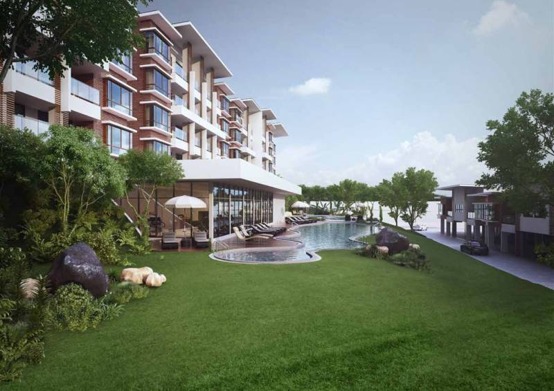 sundance-apartments Images for Elevation of Umiya Sundance Apartments