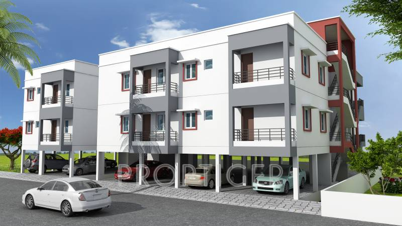 Images for Elevation of Annai Smart Homes III