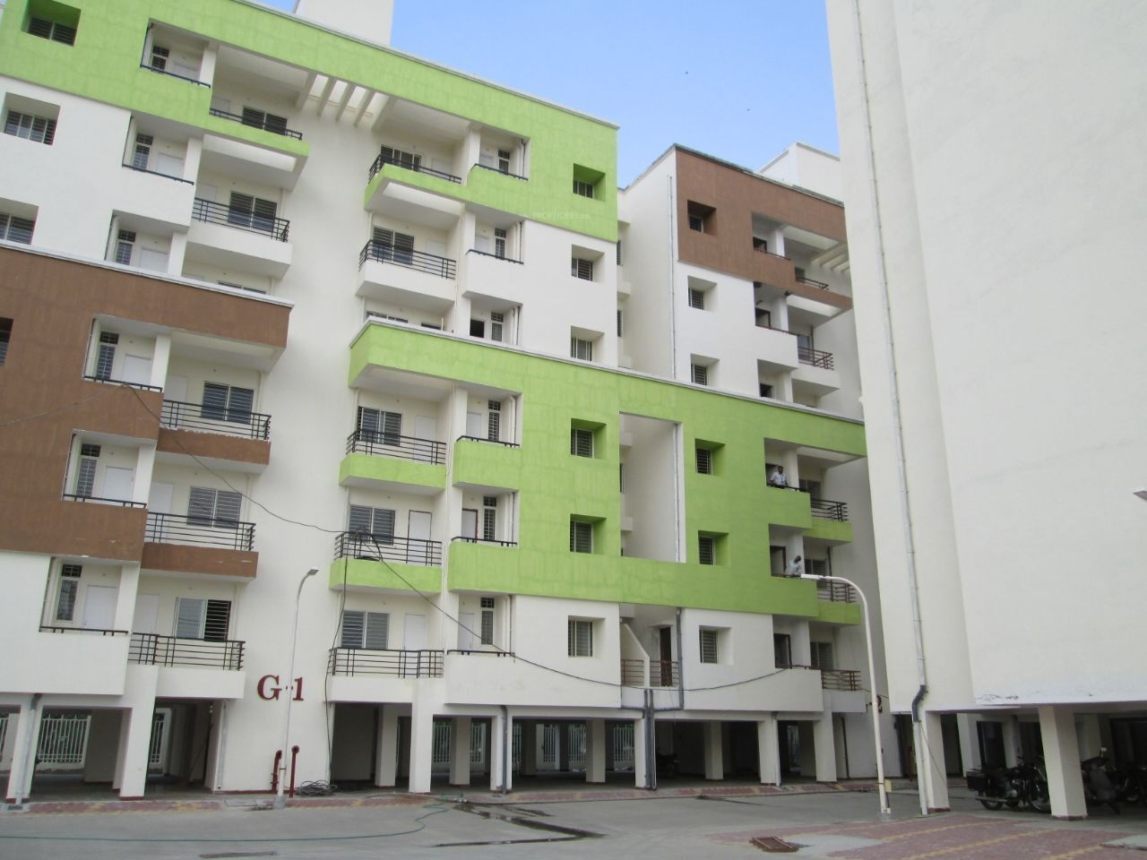 894 Sq Ft 2 Bhk 2t Apartment For Sale In Fortune Builders Divine City Hoshangabad Road Bhopal