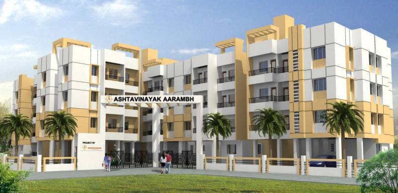 Images for Elevation of Ashtvinayak Promoters And Developers Aarambh