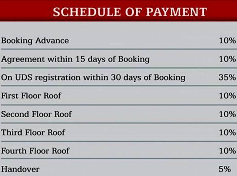 Images for Payment Plan of BBCL Ashraya