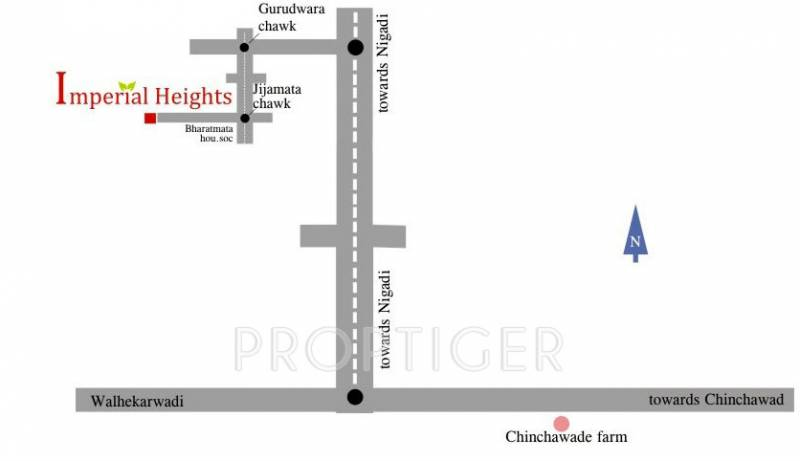 Images for Location Plan of Gayatri Imperial Heights