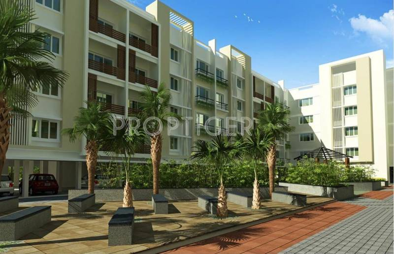 Images for Elevation of Bhaggyam Griha